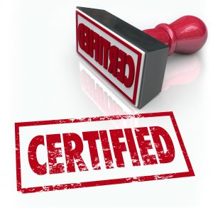 10 of the Best EHS Certifications to Pursue